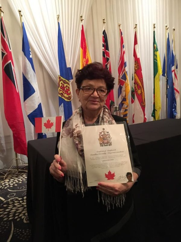 IP Immigration Project testimonial Tatiana