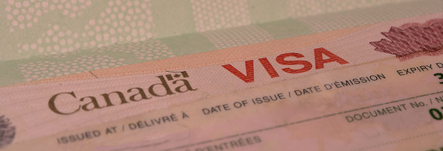 Canadian visa support